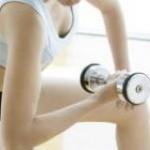 太れない痩せ型女性のバストアップ!太るための筋トレ方法